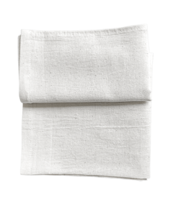 Half Folded Natural Sack Towels