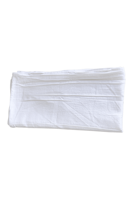 Cotton Whit Sack Towels 28 x 29