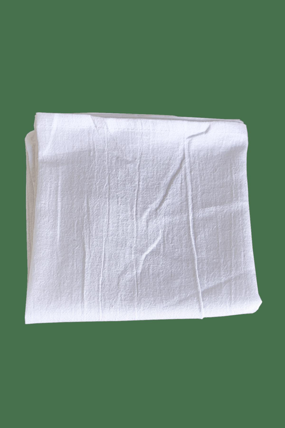 White Flour Sack Towels 29 x 29 - 12-PK Free 2 Day Shipping