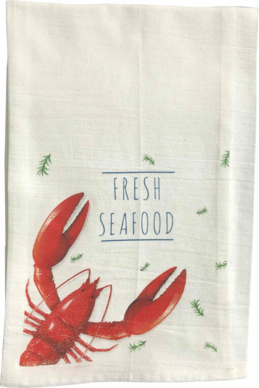 Lobster Sack Towels
