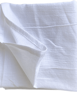 Flour Sack Towels White