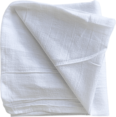 White Flour Sack Towels Wholesale