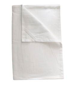 Flour Sack Towels with Hanging Loop