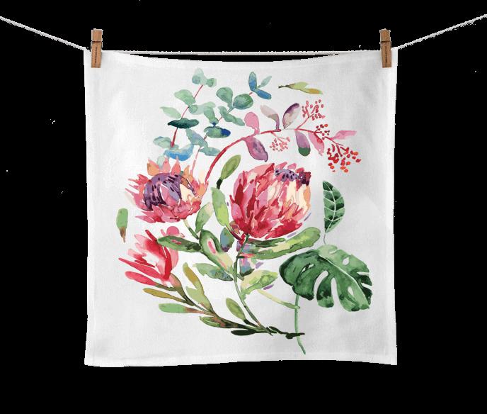 Digital Printing Flour Sack Towels – Tea Towels
